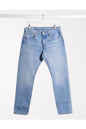 Levi's Levi's 512 slim tapered fit jeans in light vintage wash-Blue