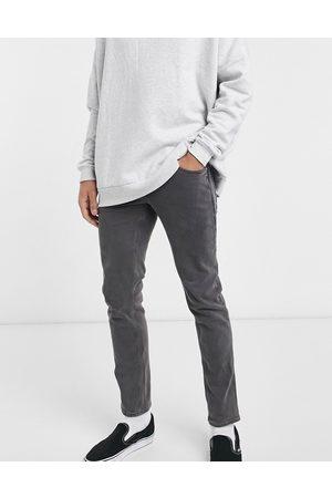 ASOS Stretch slim jeans in vintage washed black