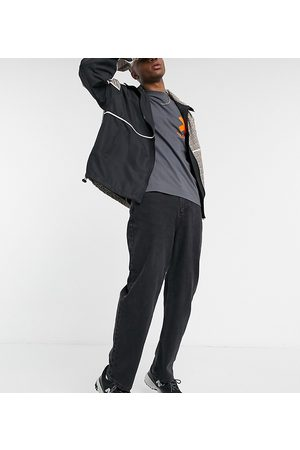 COLLUSION X014 90s baggy jeans in washed black