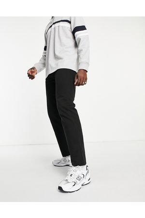 Weekday Space Washed Trousers Black