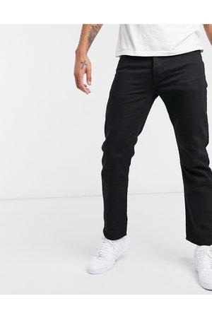 Topman Herre Straight - Straight jeans in black