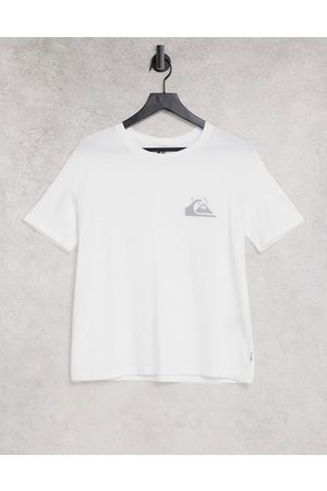 Quiksilver Standard t-shirt in white