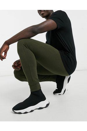 Brave Soul Skinny jogger in khaki-Green