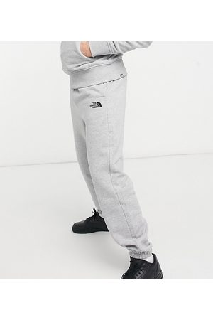The North Face Oversized Essential joggers in grey