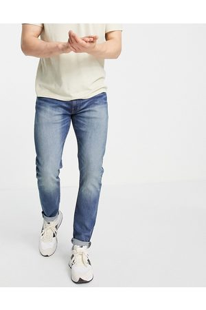 Levi's Levi's 512 slim tapered fit jeans in navy vintage wash