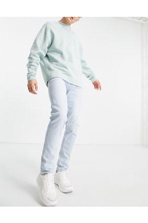ASOS Skinny jeans in bleach wash-Blue