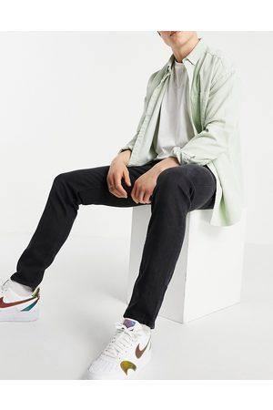 ASOS Slim jeans in washed black
