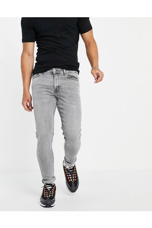 New Look Skinny jeans in light washed grey