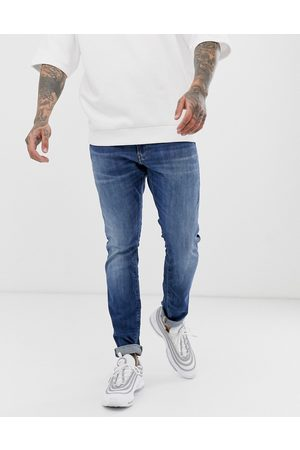 G-Star Skinny fit jeans in medium aged-Blue