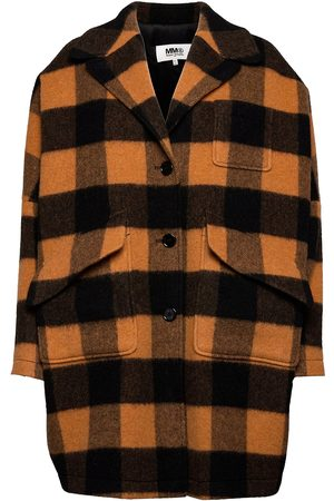 MM6 MAISON MARGIELA Coat Ullfrakk Frakk