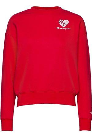 Champion Dame Sweatshirts - Crewneck Sweatshirt Sweat-shirt Genser