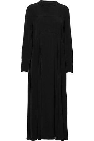 Victoria Victoria Beckham Long Sleeve Maxi Dress Maxikjole Festkjole