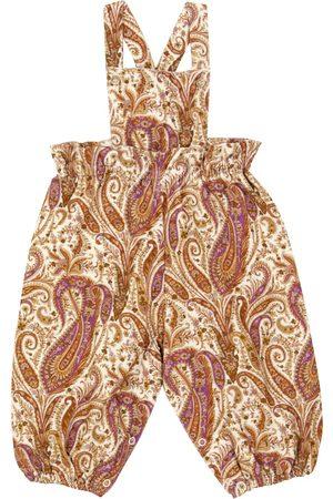 BONPOINT X Liberty printed cotton jumpsuit