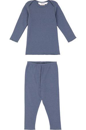 BONPOINT Timi cotton pajama set