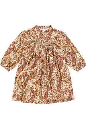 BONPOINT Jente Kjoler - Tamsin paisley cotton dress