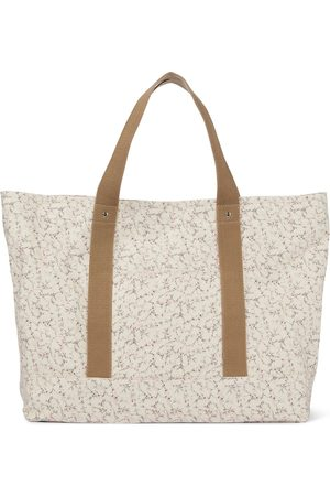BONPOINT X Liberty Baby changing bag with mat