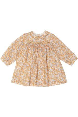 BONPOINT Baby Trinité floral cotton dress
