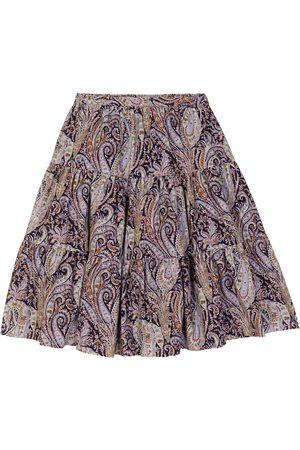BONPOINT X Liberty Lise corduroy skirt