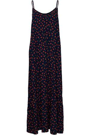 Bobo Choses Flower Print Sleeveless Flared Dress Dresses Everyday Dresses