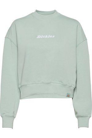 Dickies Loretto Boxy Sweatshirt W Sweat-shirt Genser Grønn