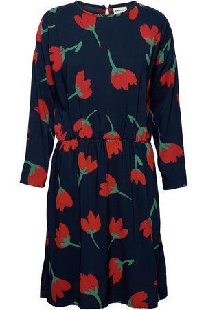 Bobo Choses Flower Print Waistband Dress Dresses Everyday Dresses