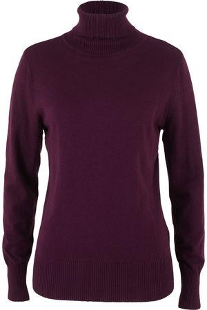 bonprix Dame Pologensere - Basic genser med rullekrage