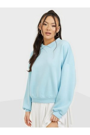 NLY Trend Chunky Collar Sweat Lys