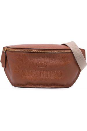 VALENTINO GARAVANI Herre Rumpetasker - Embossed-logo belt bag