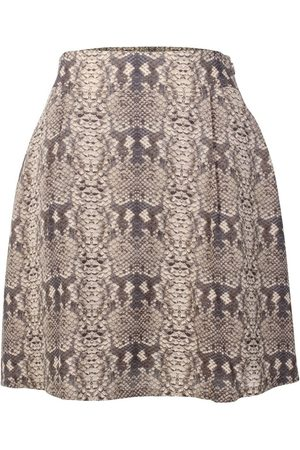 Marc By Marc Jacobs Snake Skin Printed Skirt