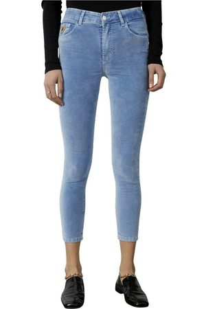 Lois Cropped Pants 32 Chinon
