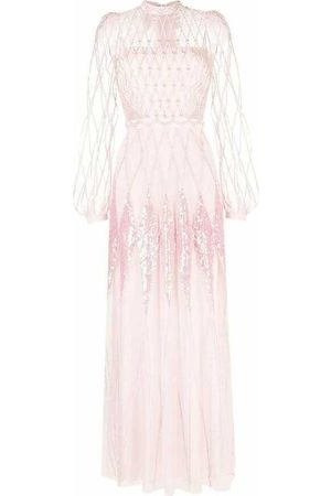 TEMPERLEY LONDON Gene Long Dress