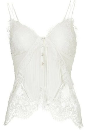 TEMPERLEY LONDON Dreaming Strappy Top