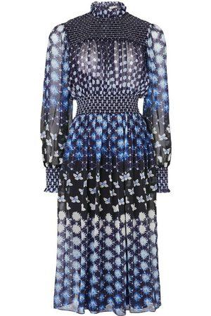 TEMPERLEY LONDON Mia Print Dress