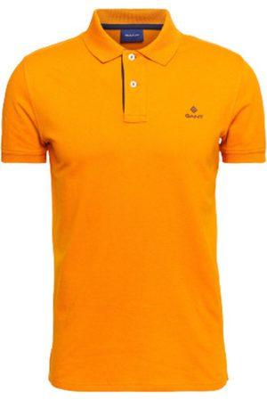 Gant Contrast Collar Pique T-Shirt