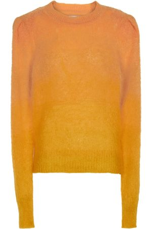 Isabel Marant Deniza ombré mohair and wool-blend sweater