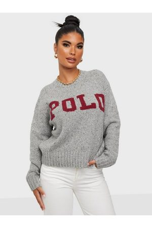Polo Ralph Lauren Dame Pologensere - Polo Cn-Classic-Long Sleeve-Sweater
