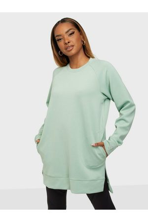 Puma Dame Treningsgensere - EXHALE Oversized Coverup Frosty Green