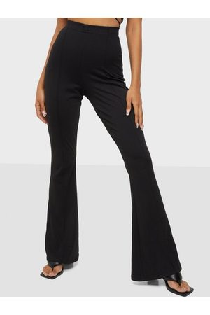 Missguided Seam Front Flared Trouser