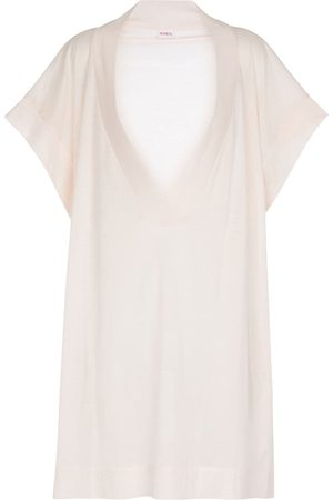 ERES Renée cotton jersey minidress