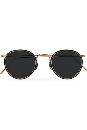 Eyevan 7285 Herre Solbriller - 717W Sunglasses Black