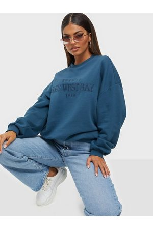 NLY Trend Dame Gensere - Oversize Expression Sweat