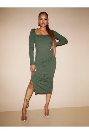 Envii Enzoe Ls Square Dress 5344