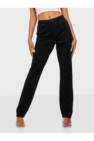 NLY Trend Dame Jeans - Low Waist Fit Denim