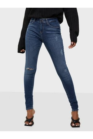 Noisy May Dame Jeans - Nmlucy Nw Dest Sknny Jeans AZ155MB