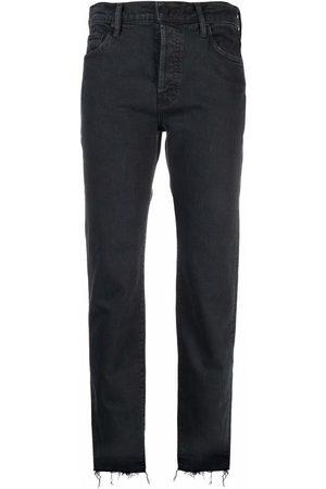 MOTHER Dame Straight - Slim-cut denim jeans