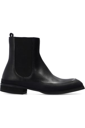 The Row Dame Skoletter - Garden Boot leather ankle boots