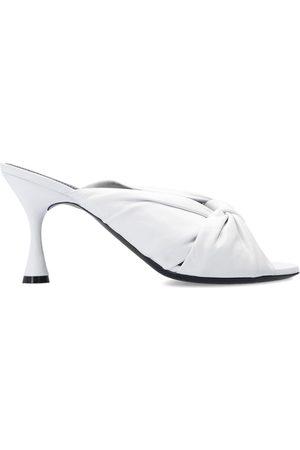 Balenciaga Dame Sandaler - Drapy heeled mules