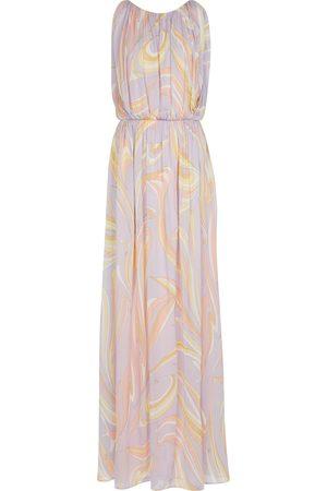 Emilio Pucci Printed maxi dress
