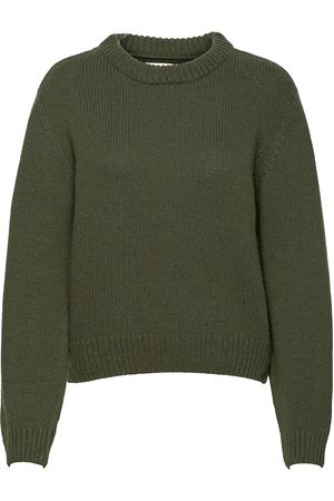Mads Norgaard Recycled Wool Mix Kaily Strikket Genser