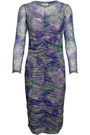 Mads Norgaard Dame Bodycon kjoler - Jersey Mesh Dimma Dresses Bodycon Dresses
